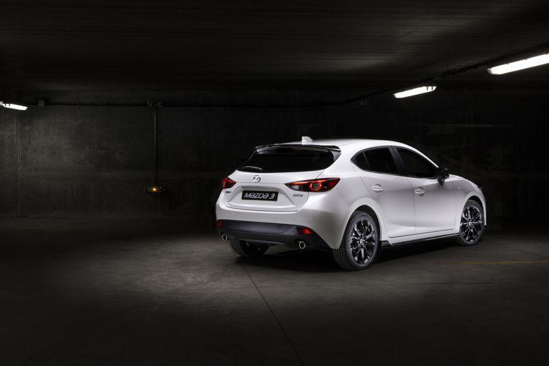 Mazda 3 Trophée Andros