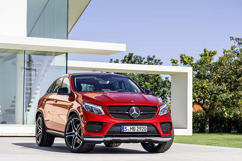 Mercedes GLE Coupé