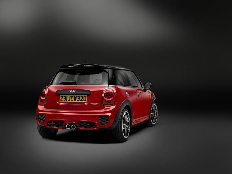 Nouvelle Mini John Cooper Works