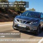 Essai nouveau Nissan Qashqai dCi 130
