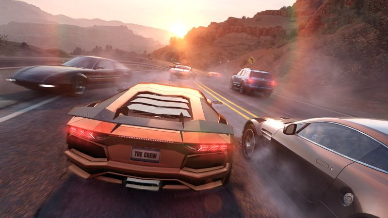 The Crew sur PS4