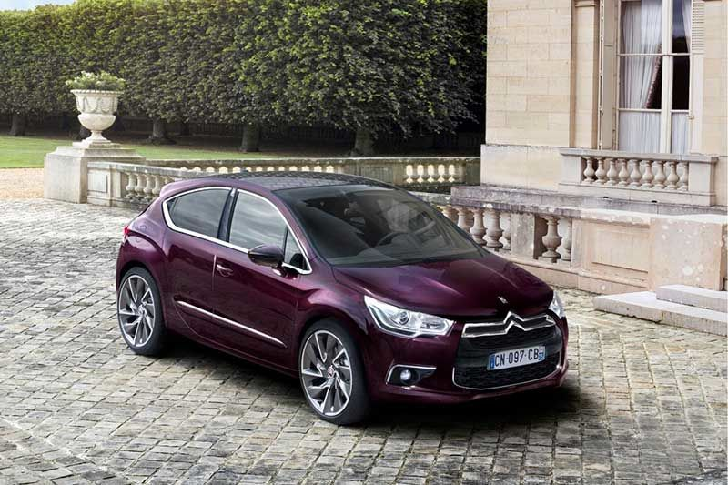 Citroën DS4 Whisper avec pack Faubourg Addict