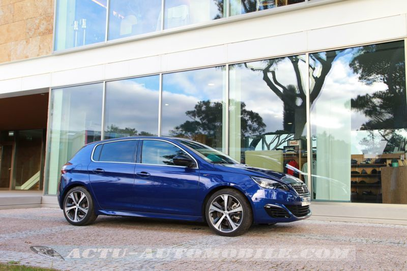 essai peugeot 308 gt bluehdi 180 bva6 thp 205 actu automobile. Black Bedroom Furniture Sets. Home Design Ideas
