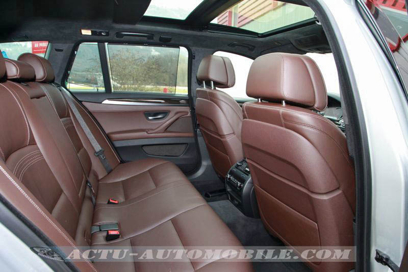 Banquette arrière BMW Série 5 Touring