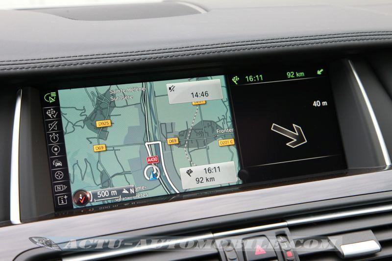 Système de navigation BMW Série 5