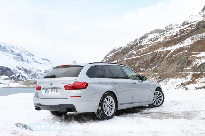 BMW M550d xXDrive Touring