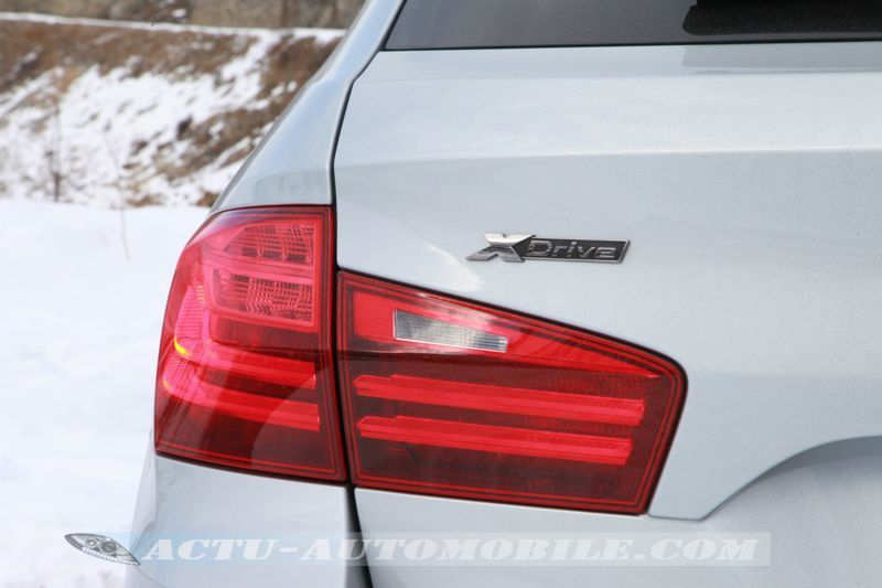 xDrive BMW Série 5 Touring
