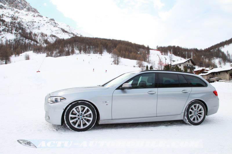 Profil BMW M550d xDrive Touring