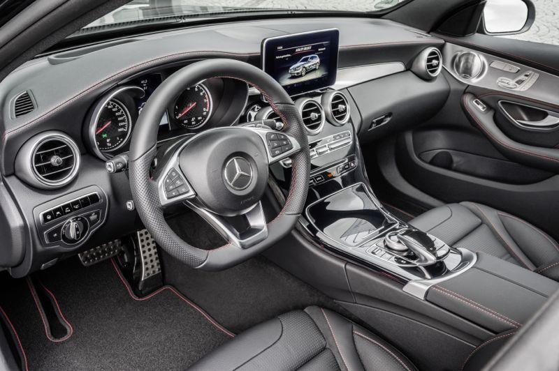 Mercedes C 450 AMG Break