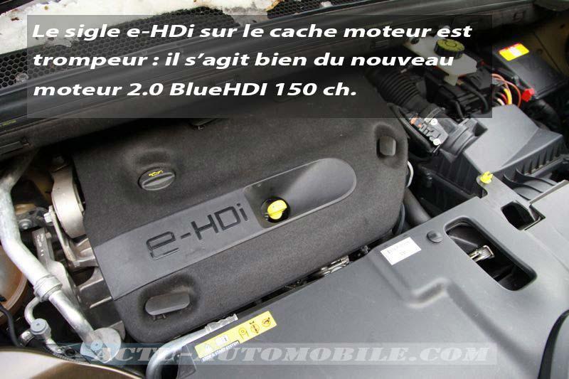 Moteur BlueHDI 150