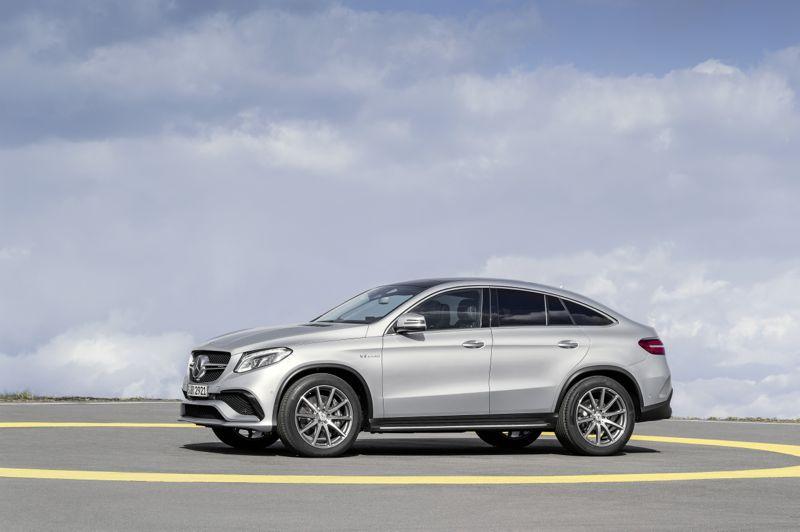 Mercedes AMG GLE 63 Coupé