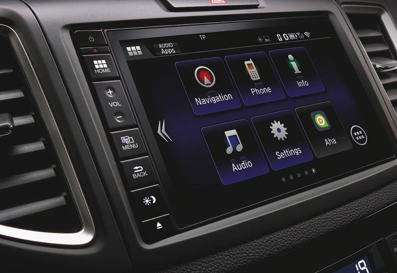 Système multimédia Honda CR-V 2015