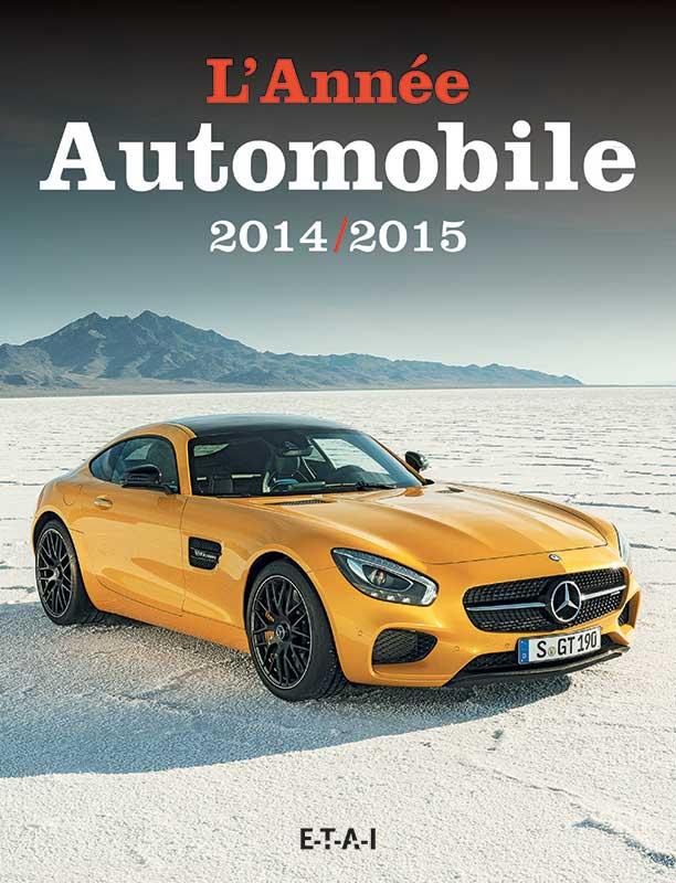Livre : l'Année automobile 2014/2015 E.T.A.I