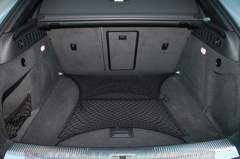 Coffre Audi Q3 restylé