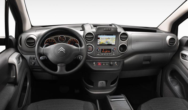 Citroën Berlingo restylé