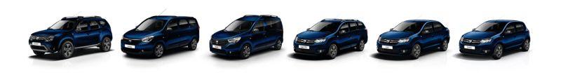Dacia série limitée anniversaire
