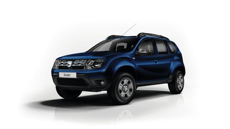 Dacia Duster série limitée anniversaire