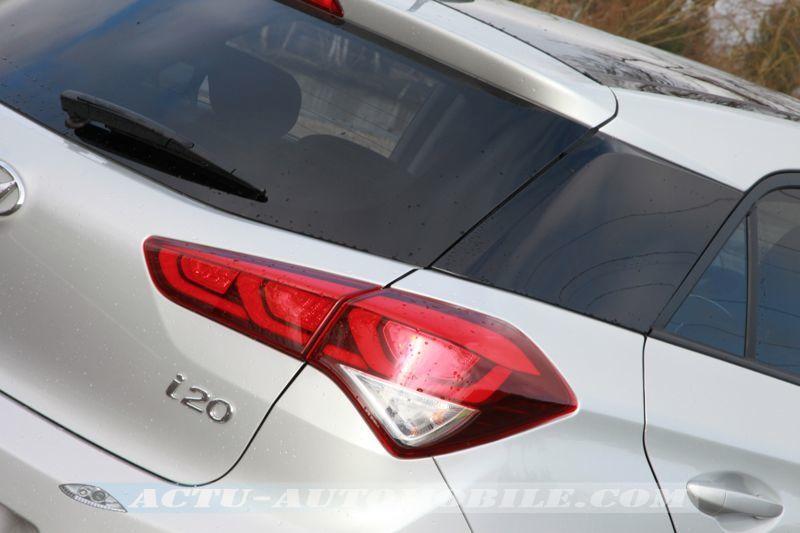 Feu arrière Hyundai i20
