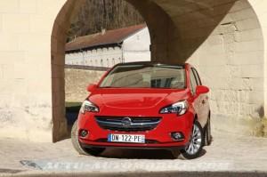 Série spéciale : Opel Corsa Play