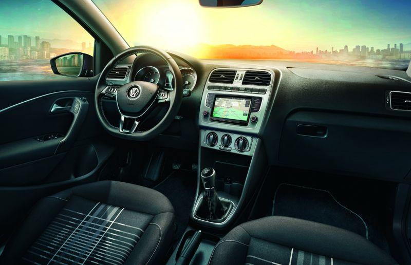 Intérieur Volkswagen Polo Lounge