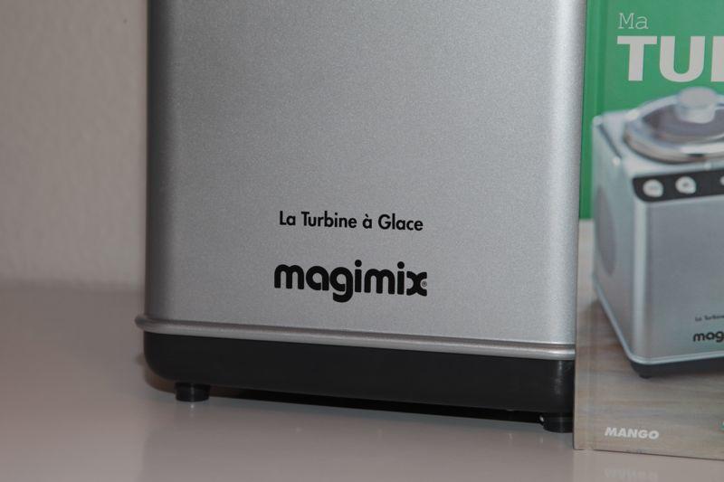Tubine à glace Magimix