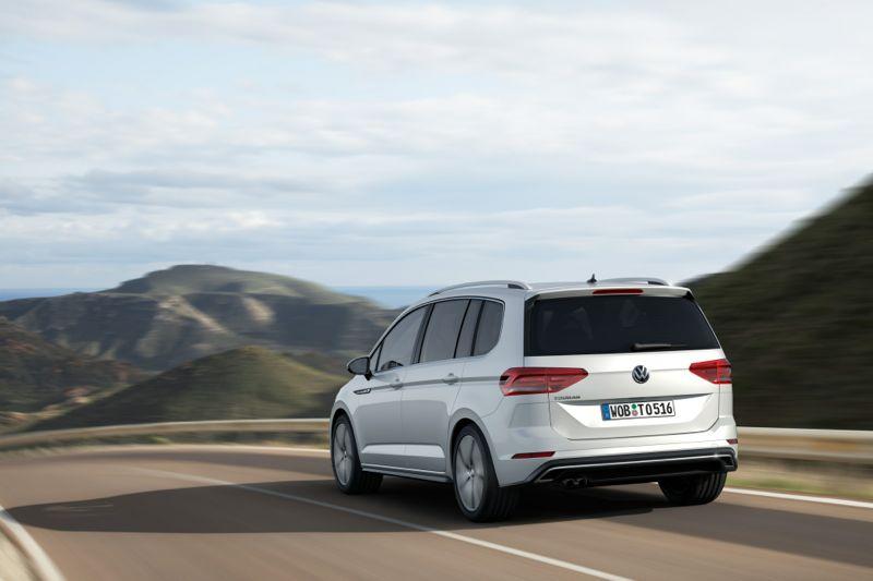 Nouveau Volkswagen Touran