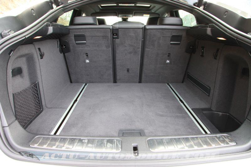 Coffre BMW X4