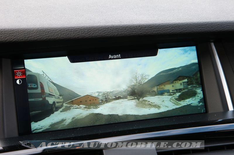Caméra avant BMW X4