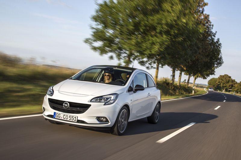 Opel Corsa 1.4 GPL