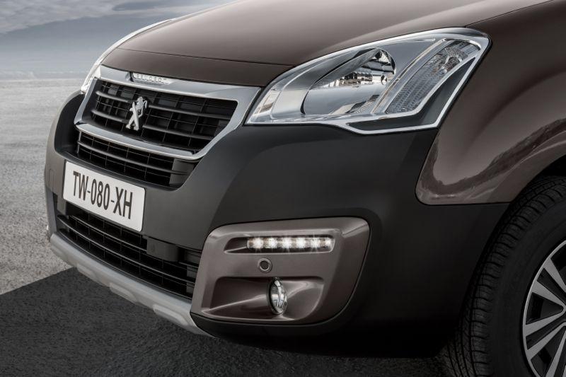 Peugeot Partner restylé