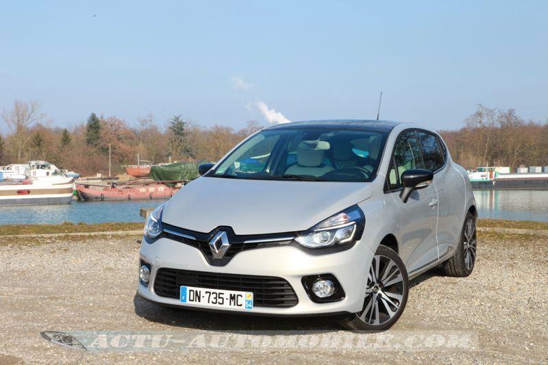 Nouvelle Renault Clio Initiale Paris