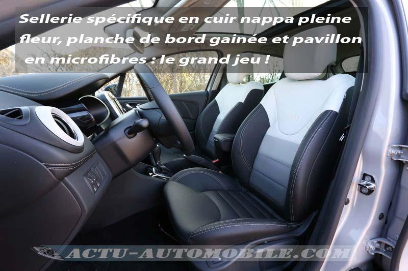 Sièges avant Renault Clio Initiale