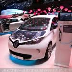 Plus d'autonomie pour la Renault ZOE