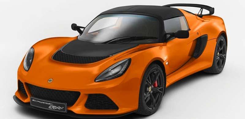 Lotus Exige S Racer