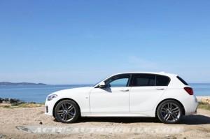 Essai nouvelle BMW M118d M Sport