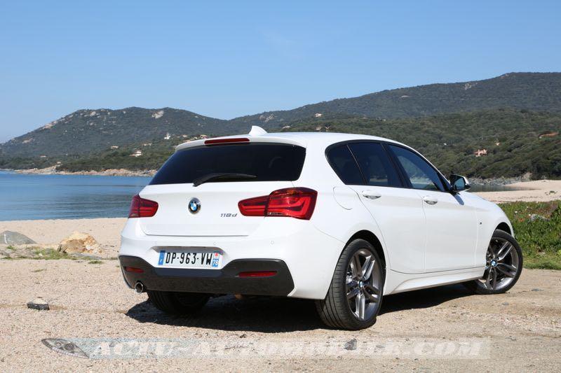 BMW Série restylée M Sport