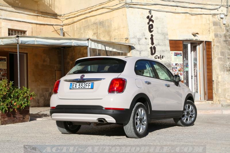essai fiat 500x multijet 120 popstar la s ductrice actu automobile. Black Bedroom Furniture Sets. Home Design Ideas
