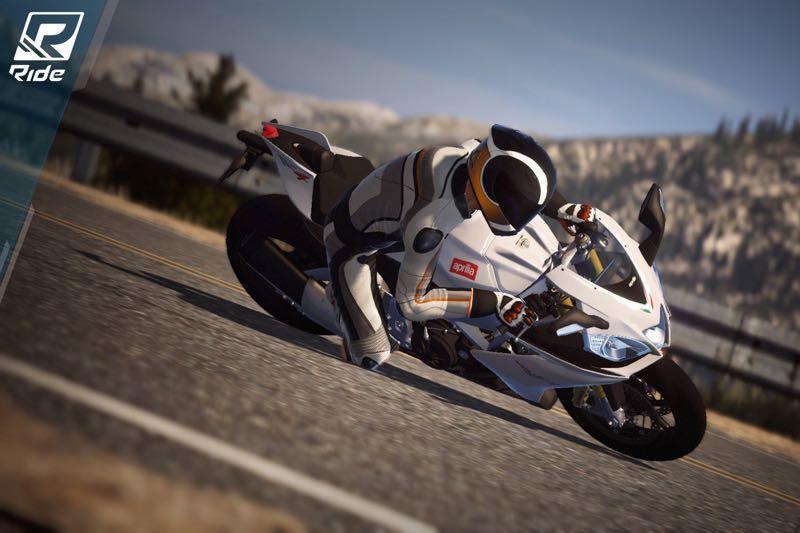 jeu vidéo Ride sur PS4