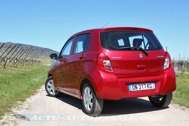 Suzuki Celerio Pack Plus