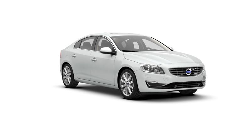 Volvo S60 T6 Twin Engine