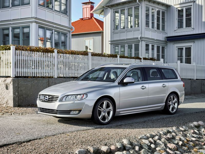 Volvo V70 Signature Edition