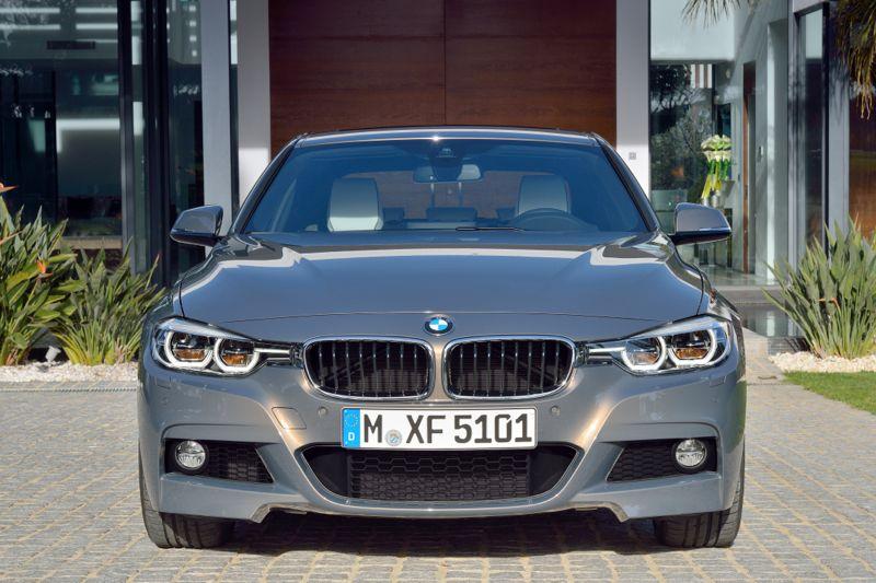 BMW Série 3 F10 2015