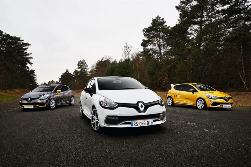 Clio RS Trophy 2015