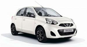Nissan Micra Design Edition