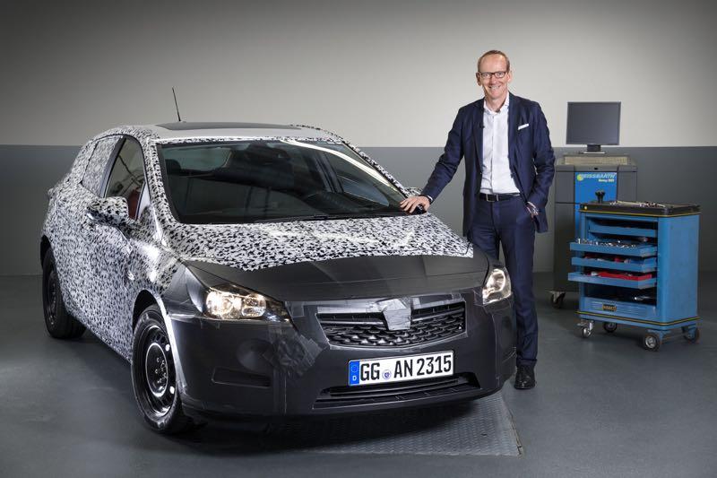 Future Opel Astra
