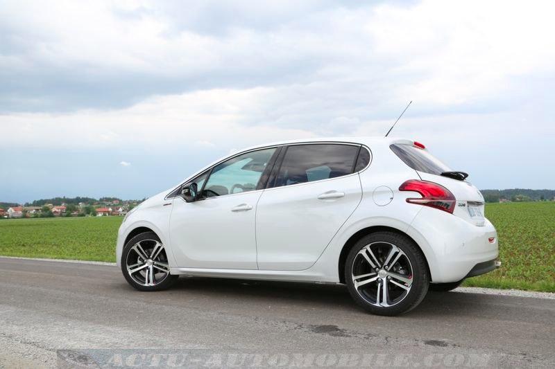 Conclusion essai nouvelle Peugeot 208