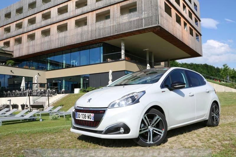 Essai nouvelle Peugeot 208 GT Line Puretech 110- Actu ...