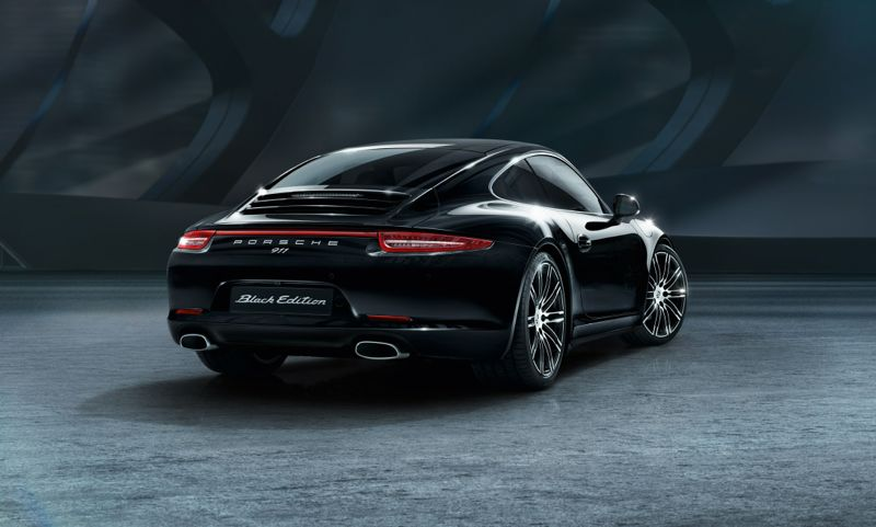 Jeep Suv 2015 >> Porsche 911 Carrera Black Edition