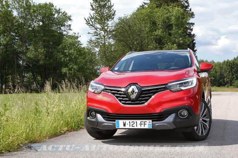 Renault Kadjar Intens