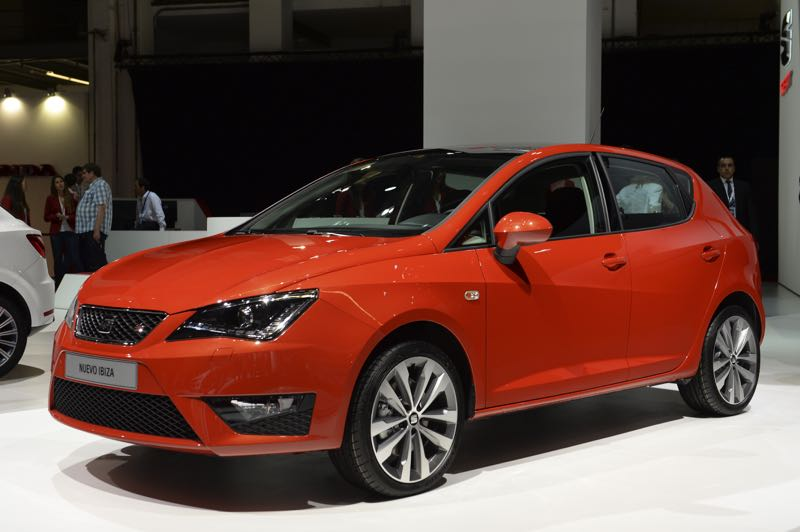 seat ibiza ultime restyling. Black Bedroom Furniture Sets. Home Design Ideas